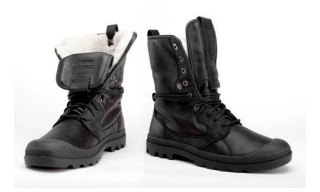 Neil Barrett, Palladium Boots for Autumn/Winter 2011