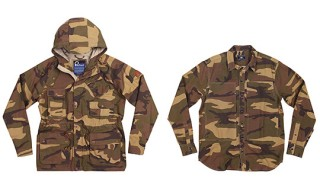 Penfield Camouflage Jackets and More