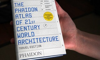 """The Phaidon Atlas of 21st Century World Architecture"" Pocket Book"