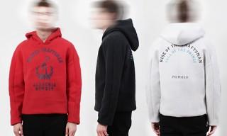 Raf Simons Collegiate Sweatshirts