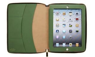 Smythson, Jonathan Saunders iPad Case