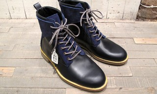 Swear Chaplin Boot for Topman's General Store
