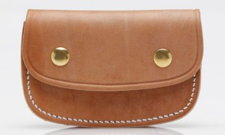 Tender Leather Belt Pouch