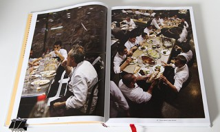 """The Family Meal: Home Cooking"" Book by El Bulli's Ferran Adria"