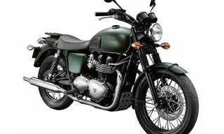 Triumph Steven McQueen Edition Motorcycle