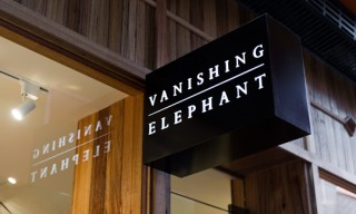 Vanishing Elephant Store Opening