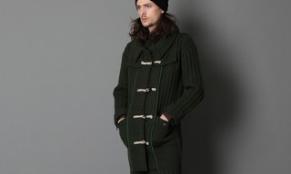 Wendi Reed Duffle Coat