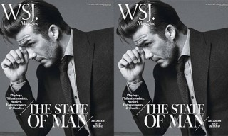 WSJ. Magazine October First All Men's Issue
