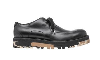 "YSL Men's ""Camo"" Shoes for Autumn/Winter 2011"