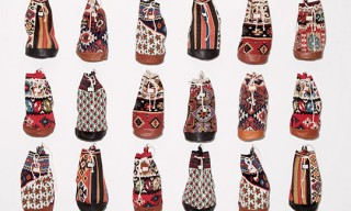 A Kind of Guise – The Kilim Project – Middle Eastern Rug Bags