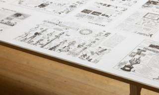 Ad Reinhardt: A Retrospective of Comics
