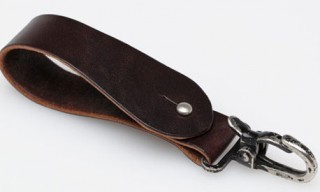 Another Look | Billykirk Leather Key Ring