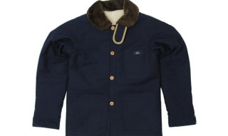 Bleu de Paname Counter Jacket