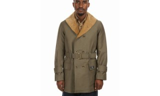 Bleu De Paname Trench Coat