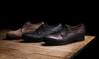 Buttero for Por Vocação Derby Shoes – ITA v PT