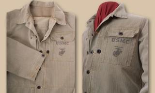 Buzz Rickson USMC Shirt