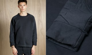 Christopher O'Brien Panel Sweater
