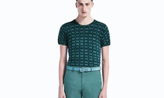 COS Men's Collection for Spring/Summer 2012