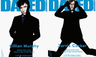 Dazed and Confused – December 2011 Covers Shot by Rankin