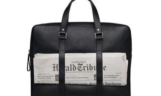 DELVAUX Men's Briefcase for Spring/Summer 2012