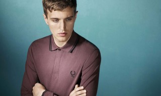 6876 Blank Canvas Collection for Fred Perry