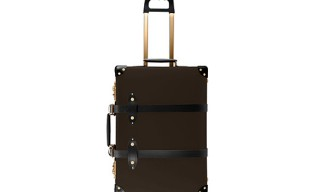 Globe-Trotter, Fox Brothers Suitcase for Liberty London