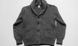G.R.P. Knit Cardigan Sweater