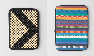 Henrik Vibskov Laptop Sleeves for YMC