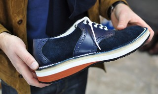 Hiroshi Tsubouchi Shoes for Spring/Summer 2012