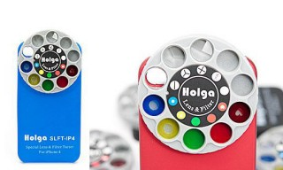 Holga Lens and Filter Kit for iPhone 4 and 4s