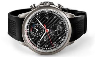 IWC Portuguese Volvo Ocean Race Edition Chronograph