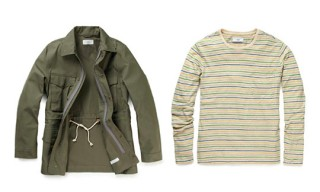 Jack Spade Apparel for Spring/Summer 2012