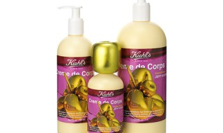 Jeff Koons for Kiehl's Creme de Corps Collection