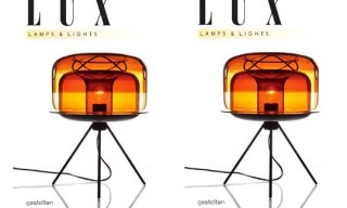 """Lux: Lamps and Lights"" Book"