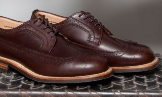Mark McNairy Waxy Long Wing Brogue Shows