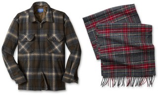 Pendleton for Eddie Bauer Holiday 2011 Collection