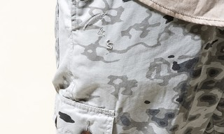 Publish Brand Signature Camouflage Trousers