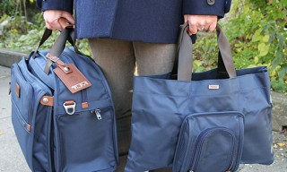 Another Look | Selectism by Tumi Alpha Four-In-One Duffle Bag