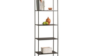 Slim Etagere Shelves