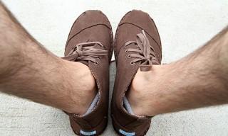 TOMS Canvas Desert Boots