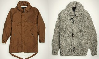 Wings + Horns Autumn/Winter 2011 Collection