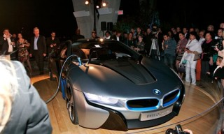 BMWi Electric Car Launch at Art Basel Miami