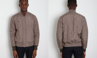 Marc Jacobs Quilted Bomber Jacket