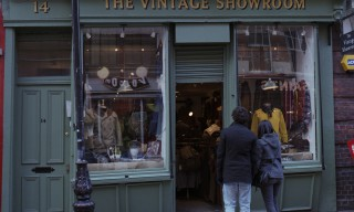 Shop Visit | The Vintage Showroom