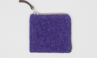 Calabrese for Present Wool Wallet