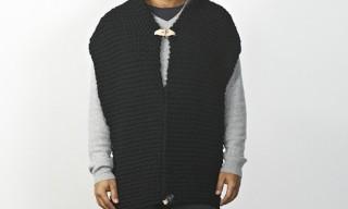 Carga Knit Wool Wrap
