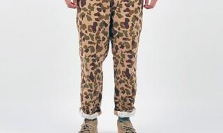 Carhartt Heritage Camo Savant Trousers