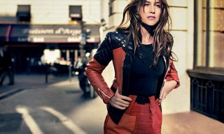 Charlotte Gainsbourg Profile on Interview
