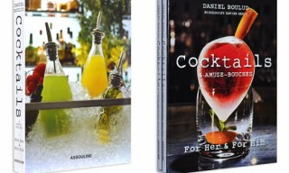 """Cocktails & Amuse-Bouches"" Books by Daniel Boulud"