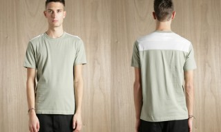 Comme Des Garcons SHIRT Panelled T-Shirt